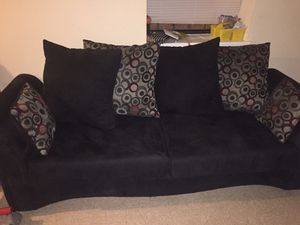 Sofa and love seat set for Sale in Alexandria, VA