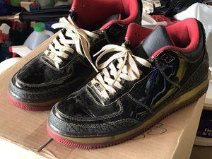 Air Force 1 x Jordan AJF 3 Premiere Nike size 12 patent leather cement  jordans for 45de2ed8e08f