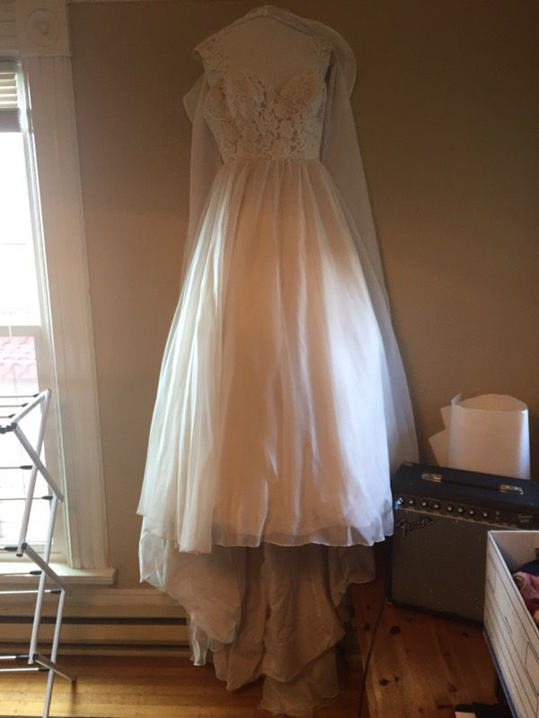 New And Used Wedding Dresses For Sale In Tacoma Wa Offerup