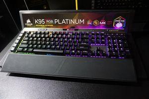 K95 platinum mechanical speed switch keyboard for Sale in Orlando, FL