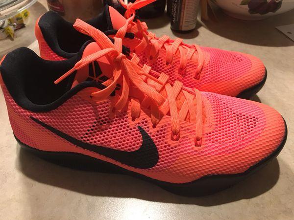 e7bb93471780 Nike Kobe 11 EM Barcelona Mens Basketball Shoes Sz 8 for Sale in ...