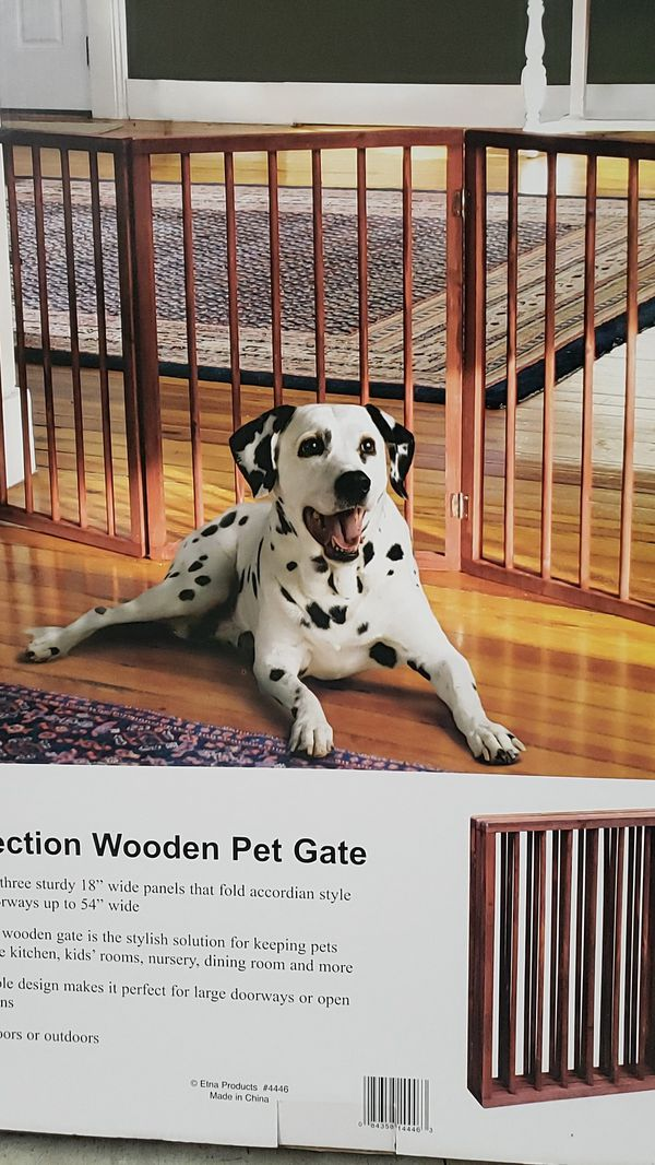 Wooden Pet Gate For Sale In Los Angeles Ca Offerup