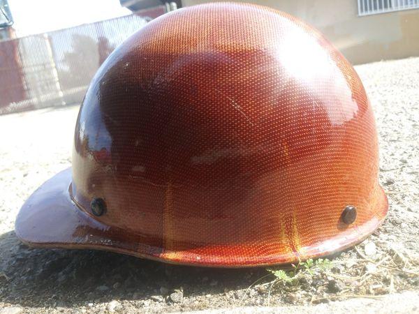 Msa carbon fiber hard hat for Sale in Bloomington, CA - OfferUp