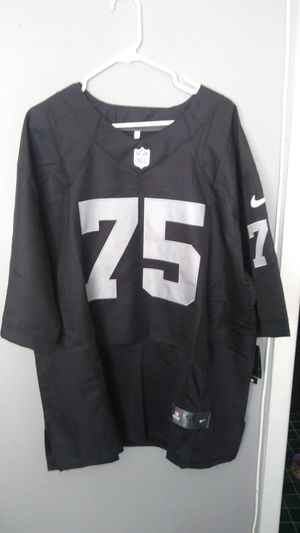 RAIDERS Jersey for Sale in North Las Vegas, NV