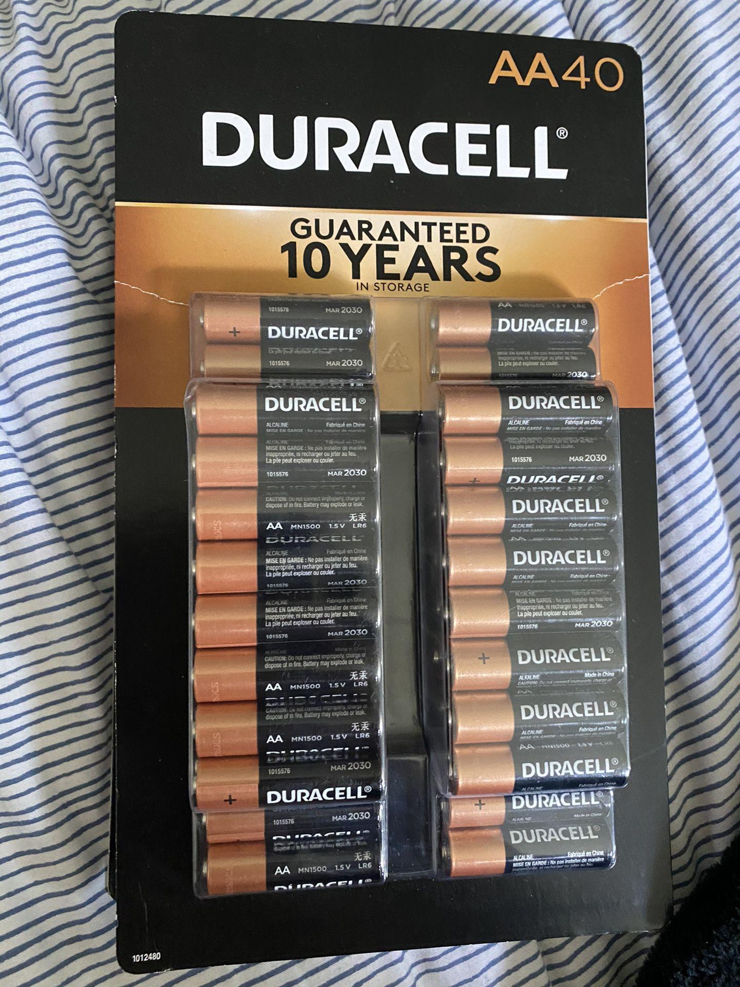 Duracell AA540 Batteries
