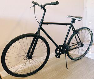 Photo Fixie Road Bike (Adult Bicycle)