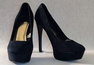 Black Women's Size 8.5 pumps for Sale in Las Vegas, NV
