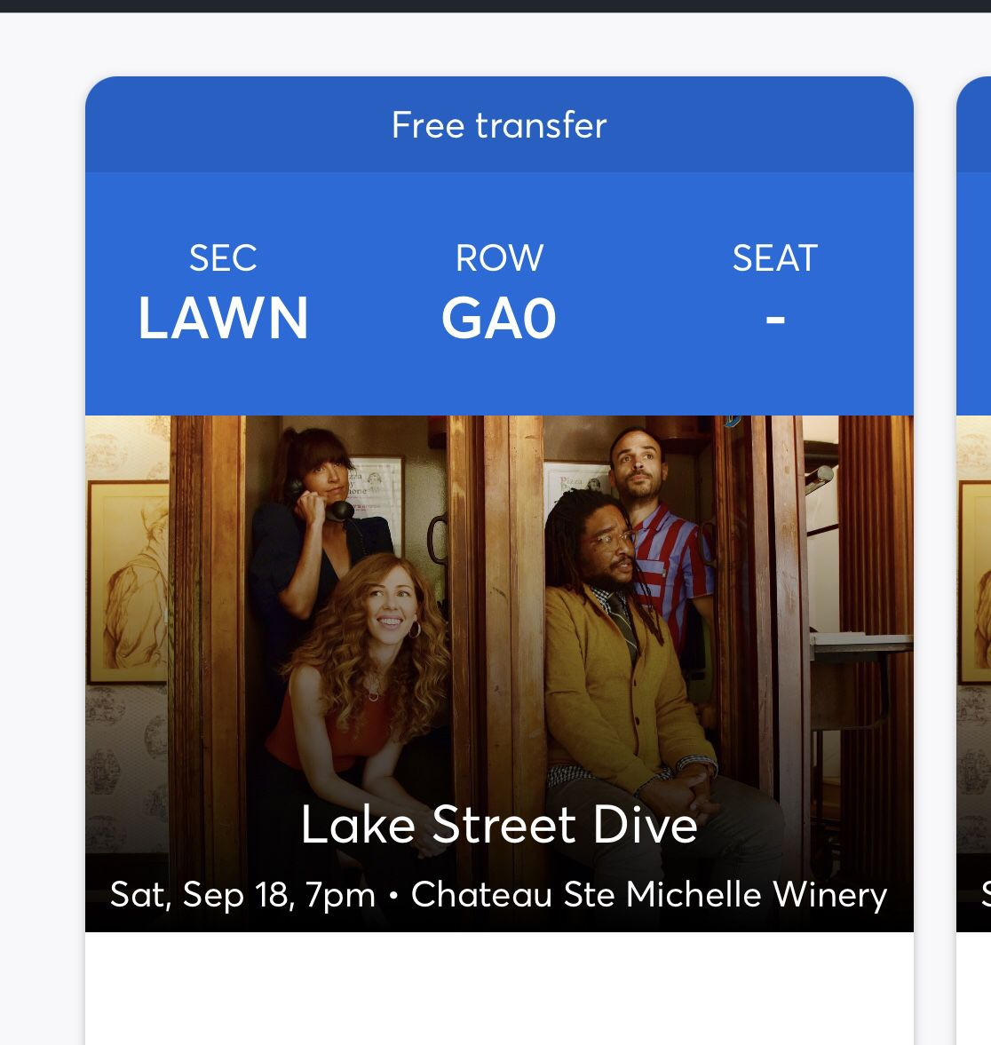 Lake Street Dive concert tickets