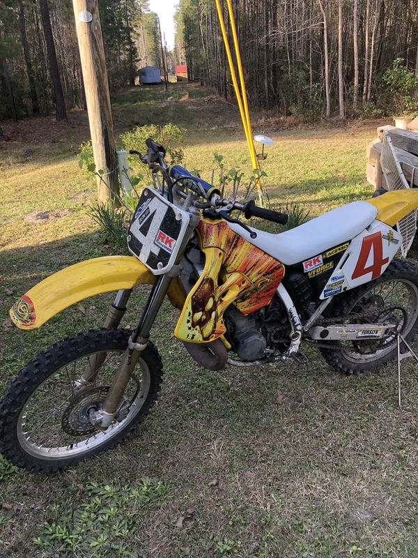 1996 Suzuki RM 250 for Sale in Mount Pleasant, SC - OfferUp