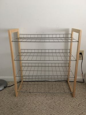 Shoe rack for Sale in Chapel Hill, NC