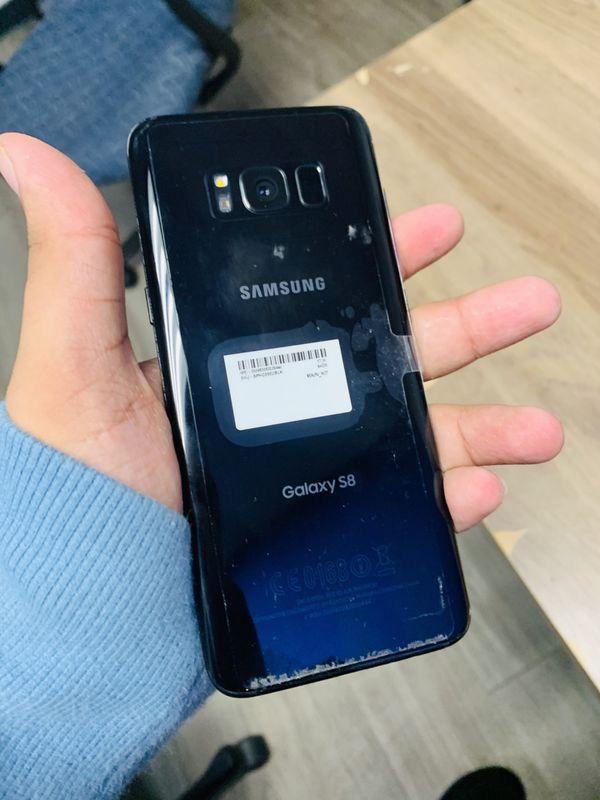 Samsung Galaxy s8 sprint BL
