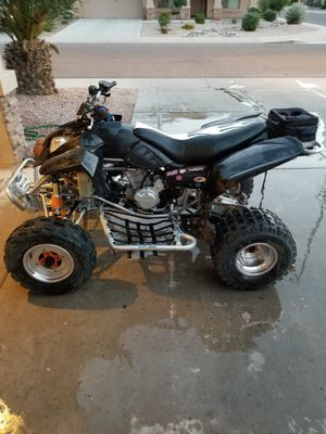 05 polaris predator 500 w/ fox suspension for Sale in Laveen Village, AZ