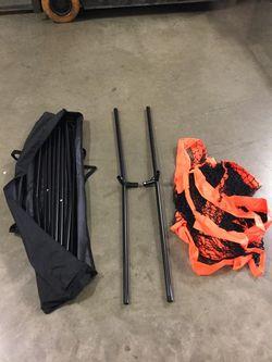 CHAMPRO MVP Multisport Oversized Portable Barrier - 20 x 8 - NLB Thumbnail