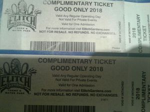Elitch Garden Tickets for Sale in Denver, CO