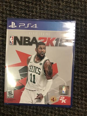 NBA 2K18 PS4 for Sale in St. Louis, MO