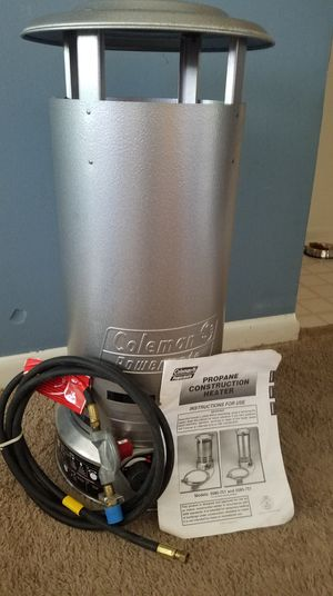 Coleman Powermate 18,000 to 200,000 BTU propane convection heater. for Sale in Frederick, MD