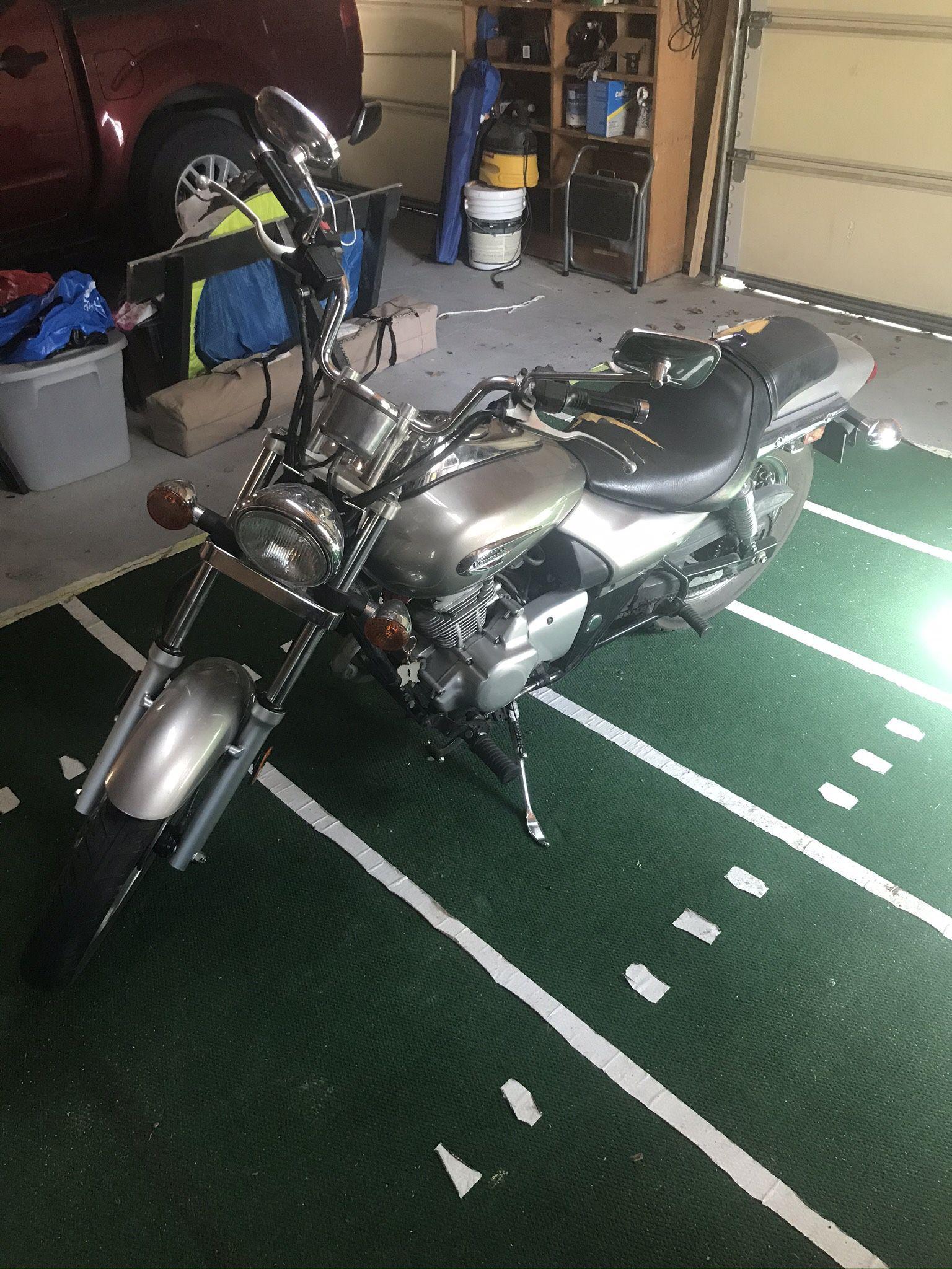 Photo Kawasaki Eliminator 125cc