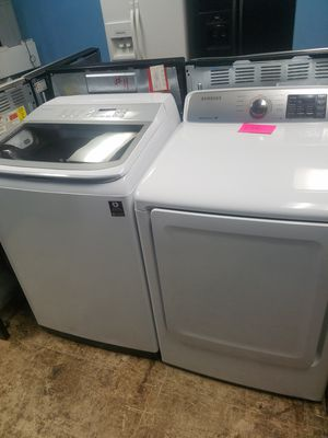 Samsung washer and dryer, 60 days warranty for Sale in TN, US