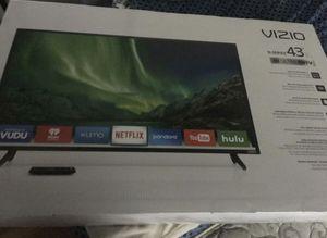 43 inch vizio smart TV 4k for Sale in Atlanta, GA