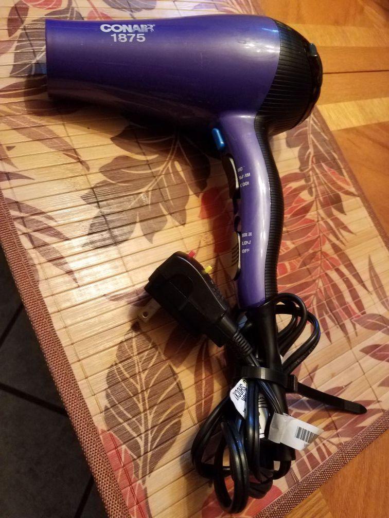 hair blower conair