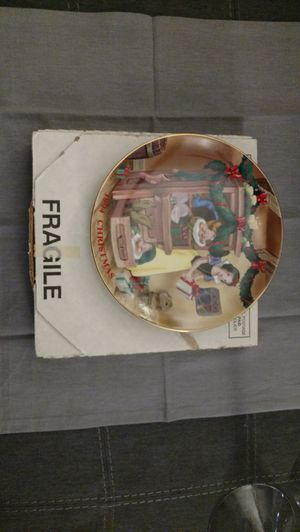 Walt Disney Christmas 1994 Plate for Sale in OH, US