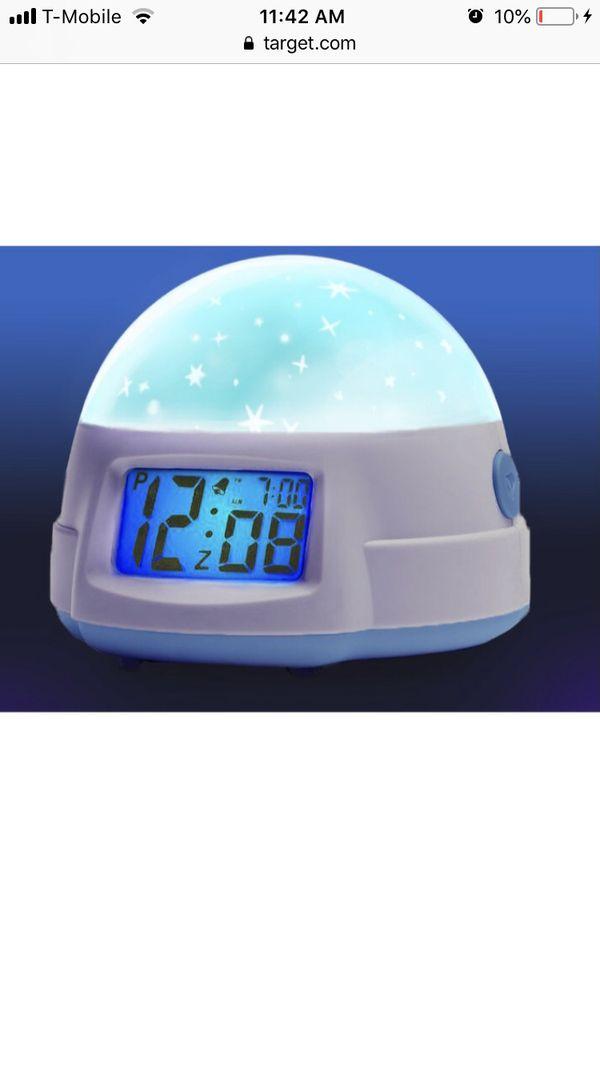 Coloring for Kids kids color changing alarm clock : TIMELINK COLOR CHANGING NIGHT LIGHT AND ALARM CLOCK ...