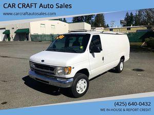Photo 1999 Ford Econoline Cargo Van
