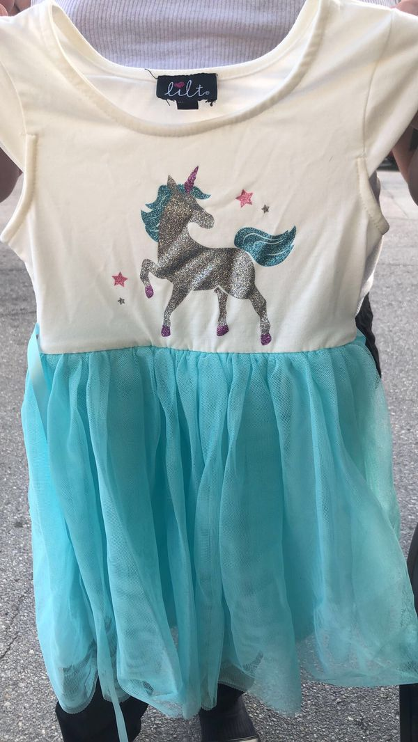 New and Used Unicorn dress for Sale in Opa-locka, FL - OfferUp