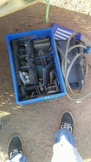 Fish tank filters pumps etc for Sale in Scottsdale, AZ