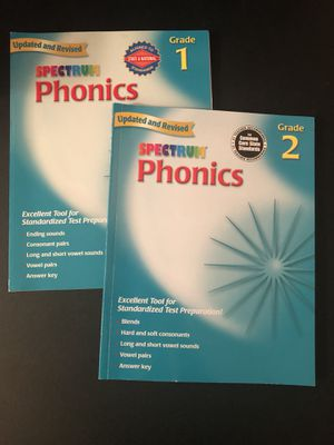Teacher Resource Phonics Books for Sale in San Diego, CA