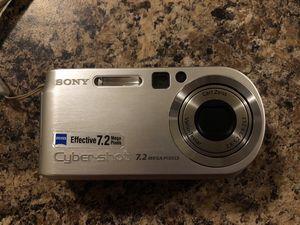 Sony camera cyber-shot for Sale in Arlington, VA