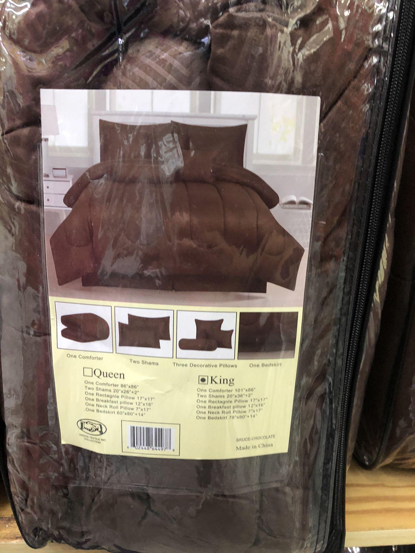 King size comforters