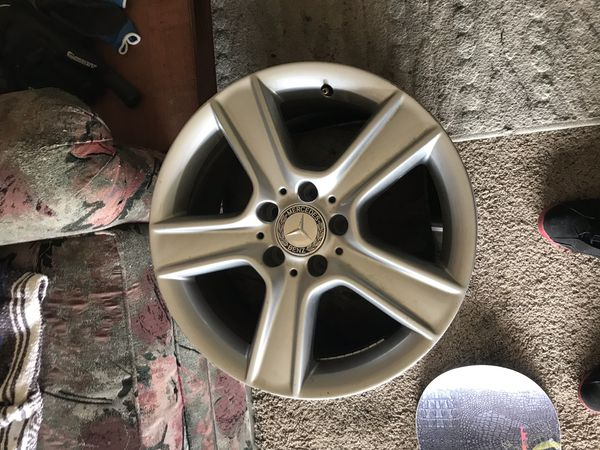 Mercedes Rims For Sale >> 2 Mercedes 17 Rims For Sale In Vancouver Wa Offerup