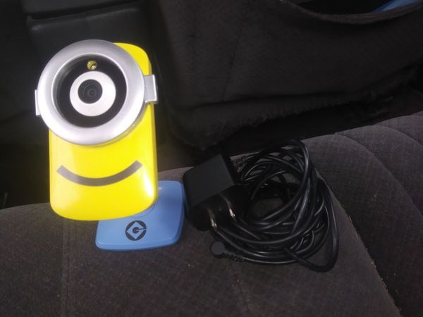 Minion Camera App : Minion surveillance camera for sale in lake lotawana mo offerup