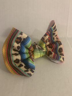 Colorful bow clip Thumbnail
