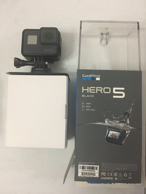 Open box, but never used GoPro Hero 5 Black for Sale in Gilbert, AZ