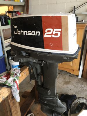 Johnson 25hp part out for Sale in Orlando, FL