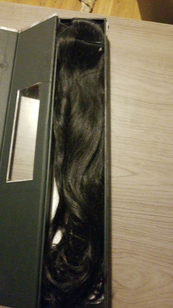 She Clip And Go Hair Extensions For Sale In Everett Wa Offerup