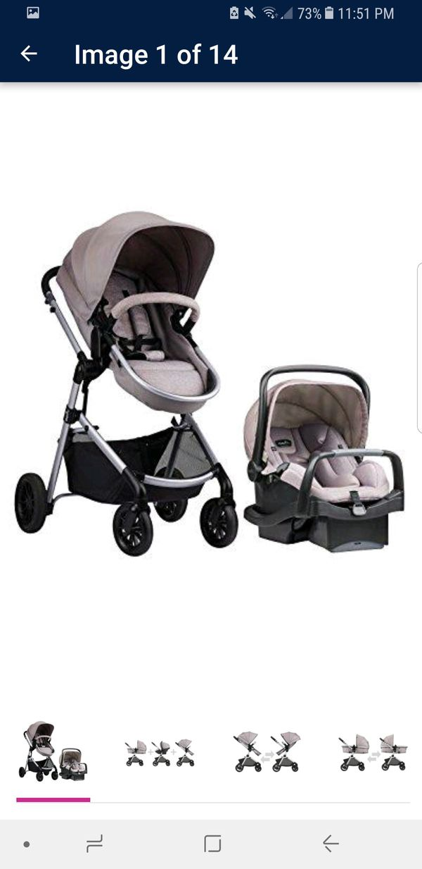 Stroller and car seat combo (Baby & Kids) in Springfield, MA - OfferUp