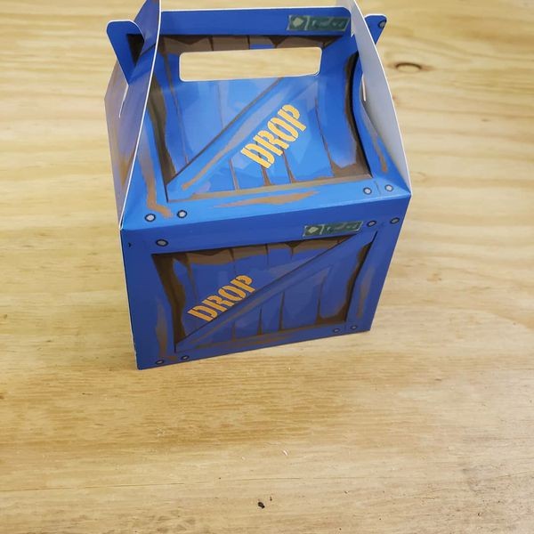 Fortnite supply drop Party favor boxes for Sale in City of Industry, CA -  OfferUp