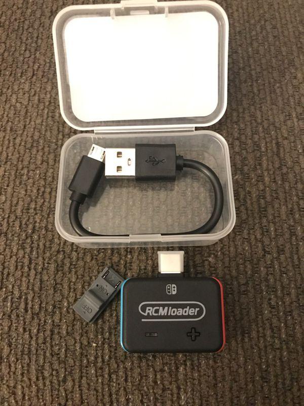 Nintendo switch RCM loader for Sale in Bridgeport, CT - OfferUp
