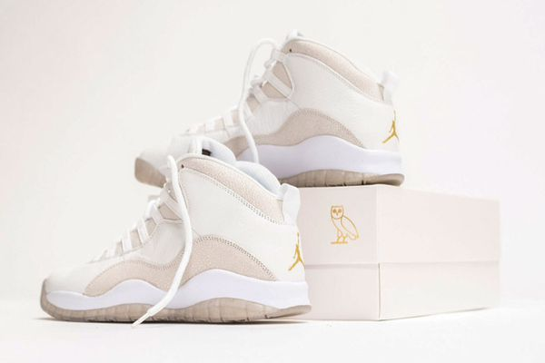7bdd8b001d38 Air Jordan 10 Retro Drake OVO White for Sale in Charlotte