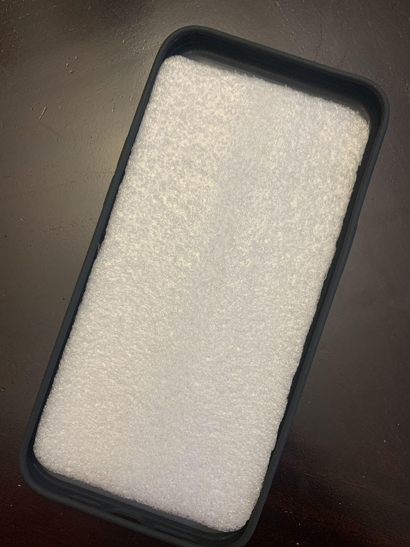 Black iPhone 12 Pro Max Phone Case