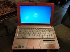 Sony VAIO Netbook PC VPCW211AX for Sale in Ashburn, VA