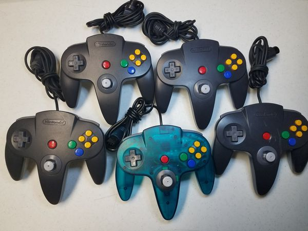 Nintendo 64 Controllers n64 for Sale in Waukegan, IL - OfferUp