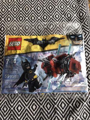 Photo LEGO Batman Polybag 30522 Batman in the Phantom Zone
