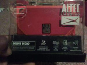 Altec lansing mini h2o for Sale in Orlando, FL
