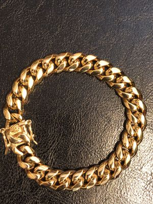 Very good quality stainless steel Bracelet for Men for Sale in Rockville, MD