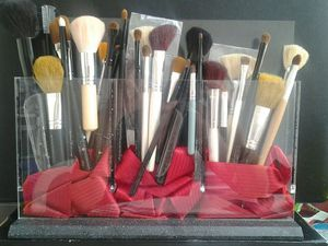 58eb0b5d1a Make Up Brush Testers and Stand for Sale in Chino Hills