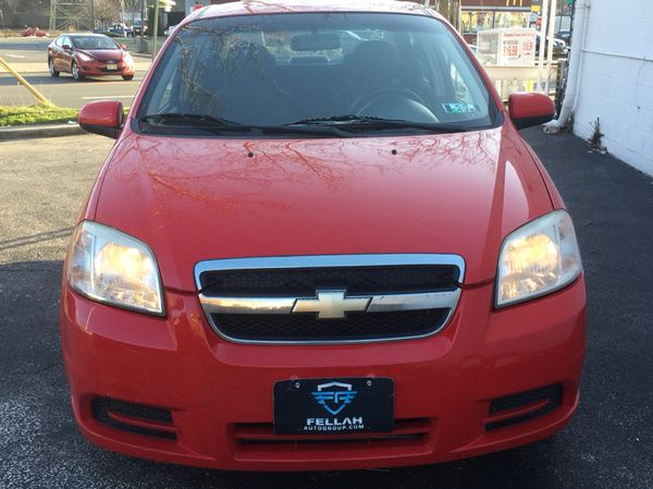 2010 Chevy Aveo Lt 4 Cylinder For Sale In Deptford Township Nj